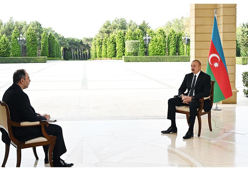 Президент Ильхам Алиев: С армянской стороны потери убитыми могут быть 5 тысяч и больше