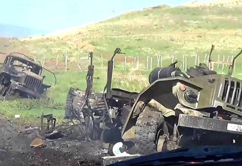 Почему Армения с треском проигрывает войну в Карабахе