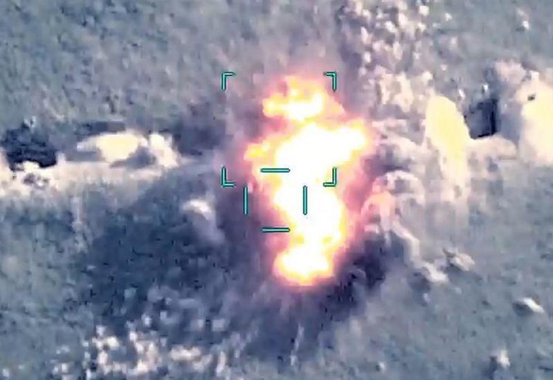 Азербайджанская армия уничтожила живую силу противника, подвергшего обстрелу гражданскую инфраструктуру и мирное население