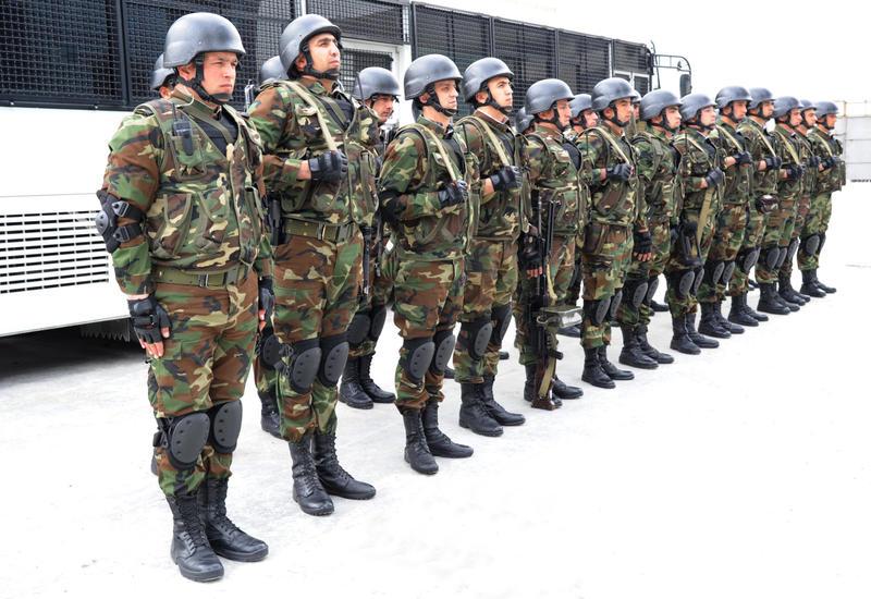 Военнослужащие Внутренних войск срочно отправлены в Барду