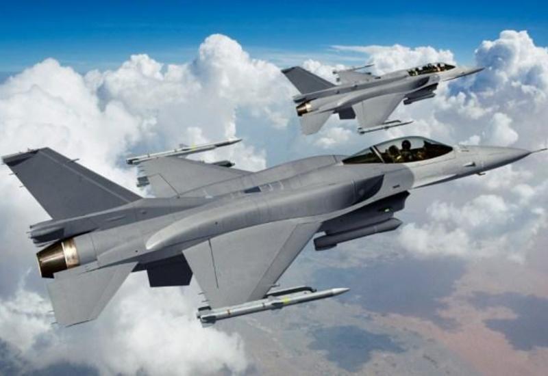 Находящиеся в Азербайджане турецкие F-16 стоят в бездействии