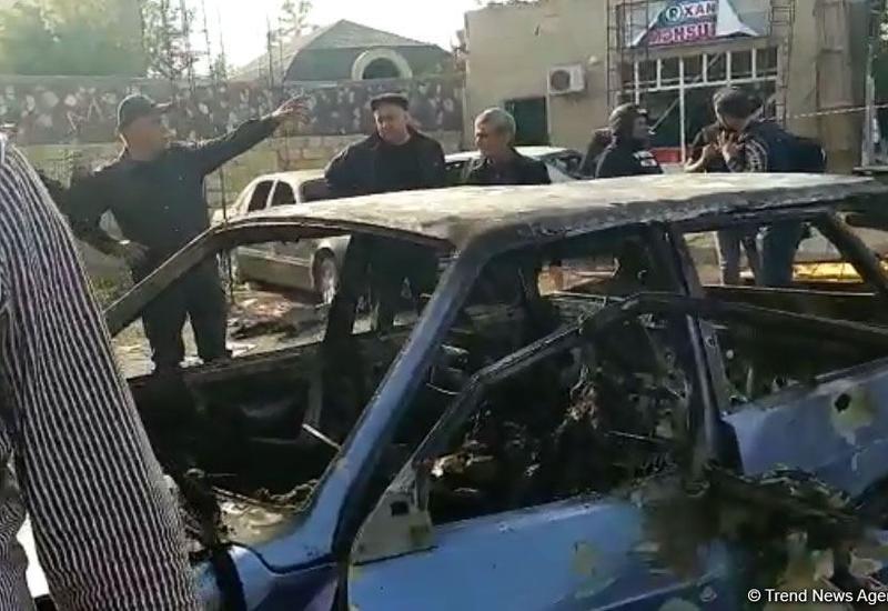 Американские журналисты попали под обстрел в Барде