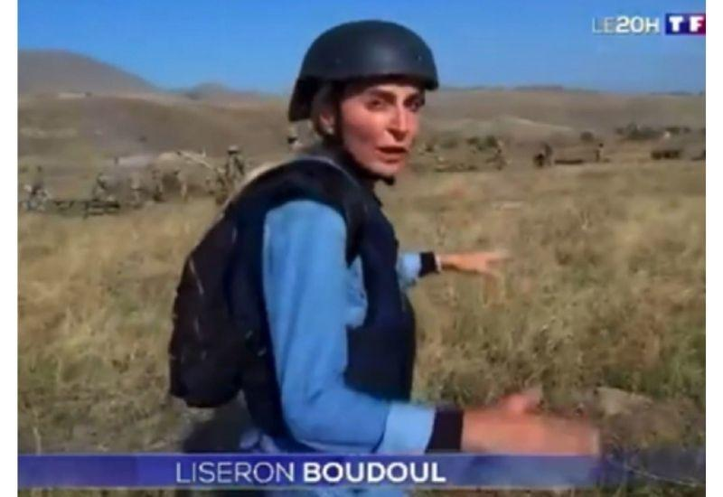 Французскую журналистку затравили за правдивый репортаж о Карабахе