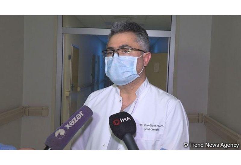 Директор больницы рассказал о состоянии пострадавших в Барде