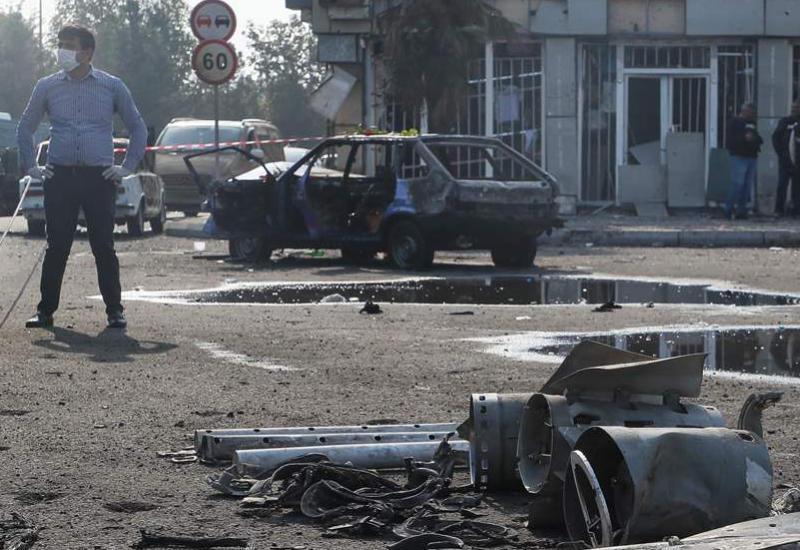 Amnesty International подтвердила использование Арменией запрещенных кассетных бомб против мирного населения Азербайджана