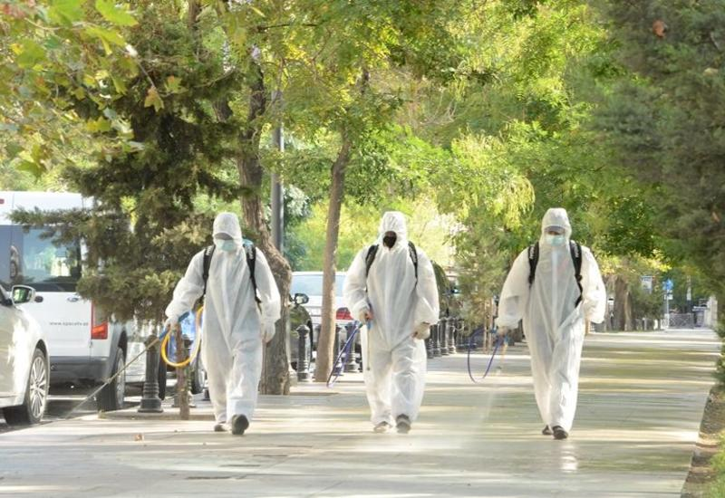 Минздрав Азербайджана рассказало о проделанной работе в борьбе с пандемией