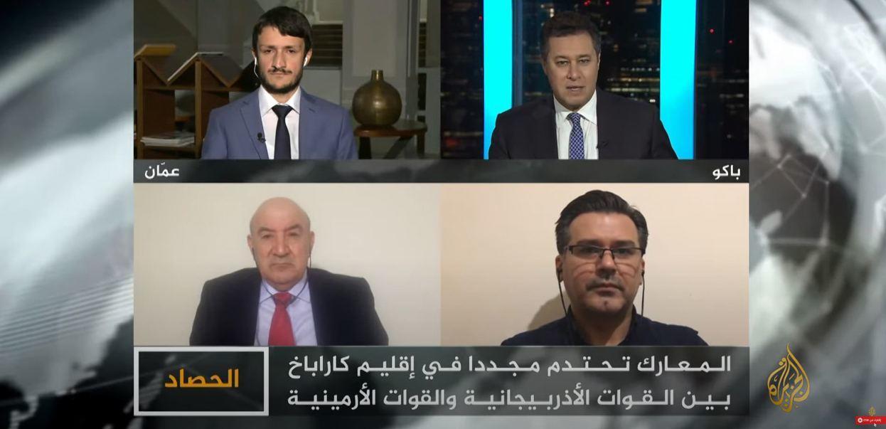 Главный редактор АМИ Trend сообщил о военных преступлениях Армении