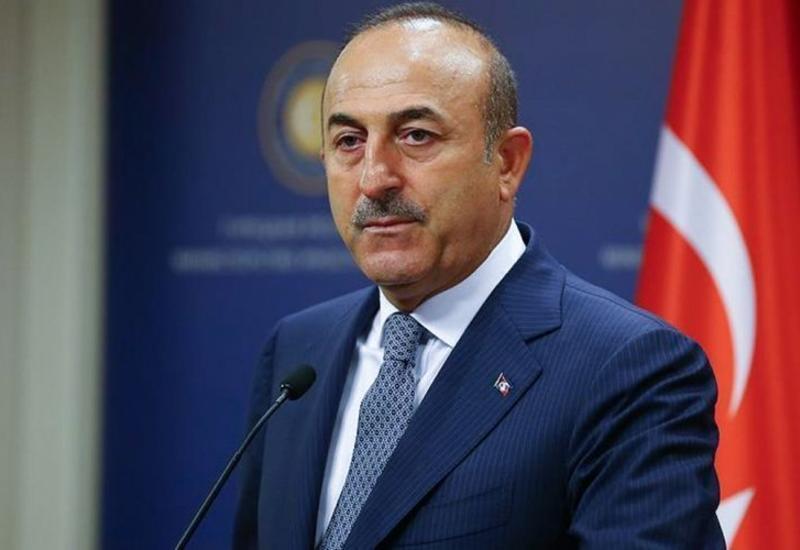 Мевлют Чавушоглу поблагодарил Азербайджан