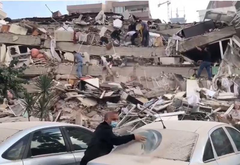 Число жертв землетрясения в Измире достигло 114