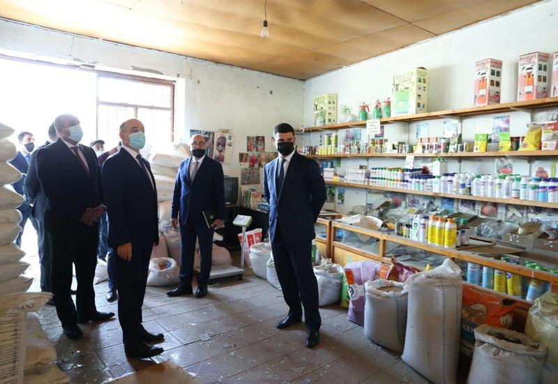 В результате армянского теракта в Барде погибли и предприниматели