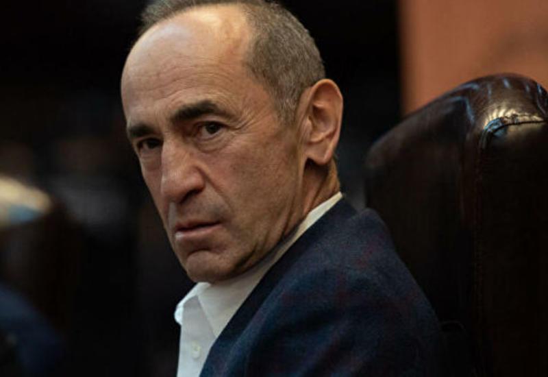 Слова Кочаряна в интервью Первому каналу являются политическим лицемерием