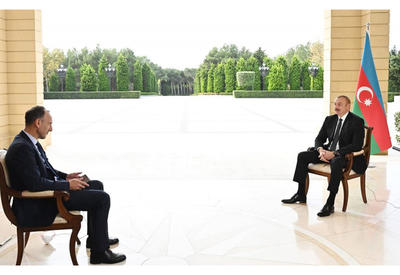Президент Ильхам Алиев: Мы выполняем резолюции Совбеза ООН, которые 27 лет оставались на бумаге