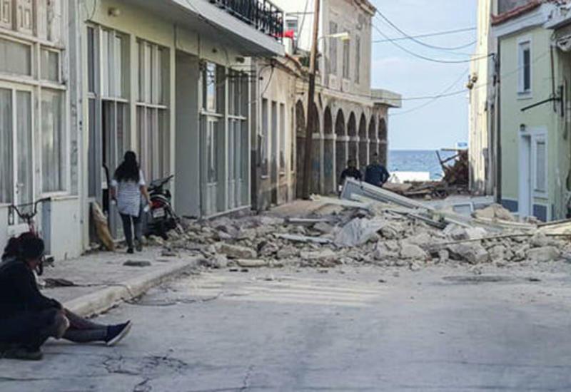 В Греции в результате землетрясения пострадали около 20 человек