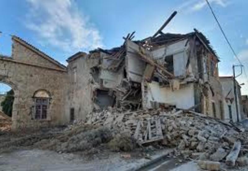 На греческом острове Самос на полгода объявлено ЧП