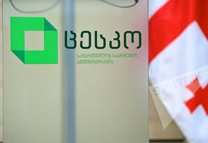 Опубликованы результаты экзитполов парламентских выборов в Грузии
