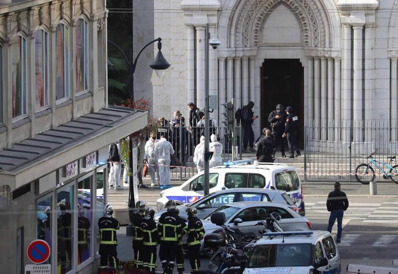 Третий человек задержан по делу теракта в Ницце