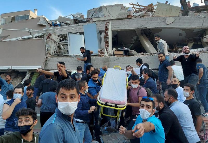 Число погибших при землетрясении в Турции выросло до 28
