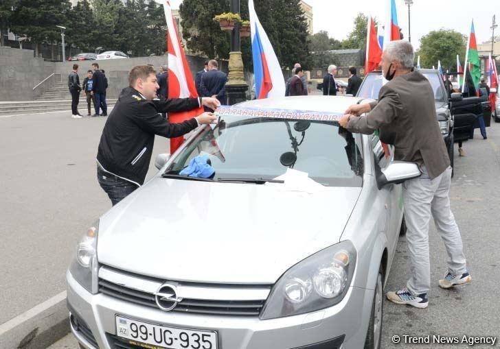 Мы верим в победу Азербайджана
