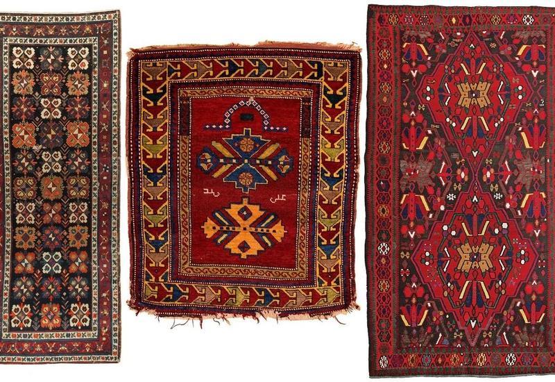 Неповторимые узоры карабахских ковров