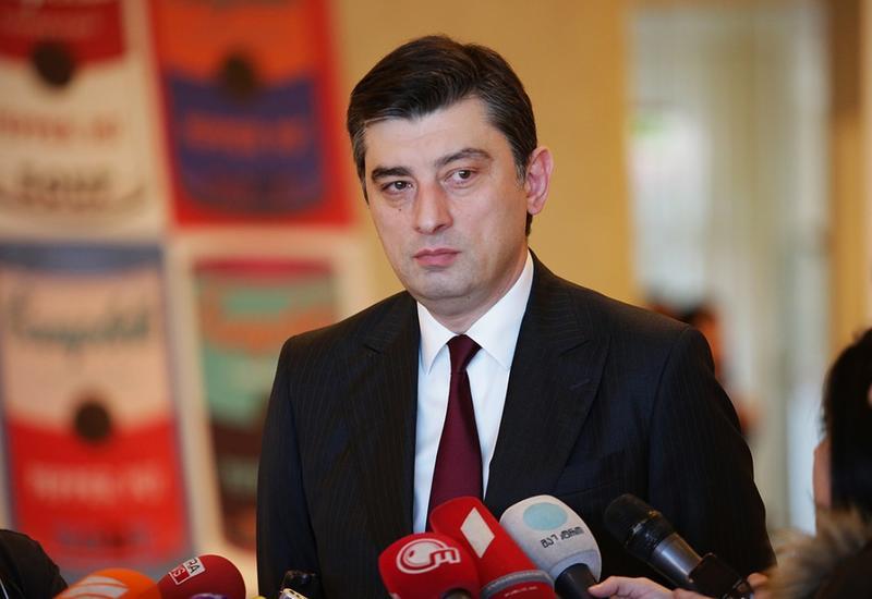 Премьер-министр Грузии уходит в самоизоляцию