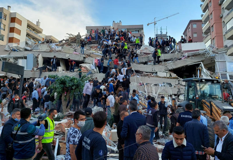 Число жертв землетрясения в Турции выросло до 43