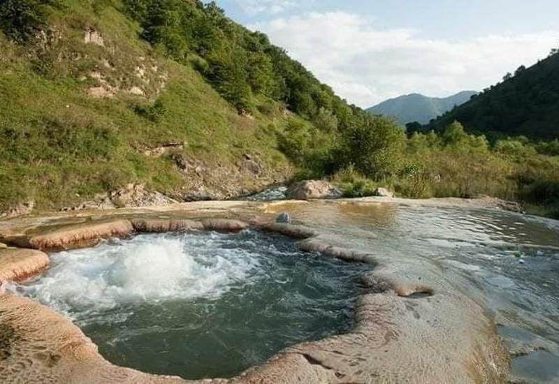 Красоты минеральных источников Истису, Кельбаджар