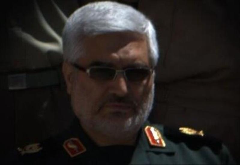 Иранский бригадный генерал умер от коронавируса