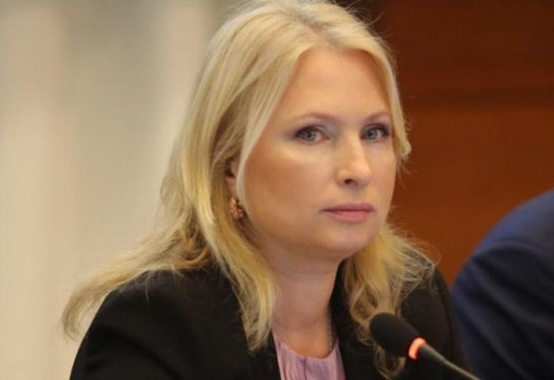 Министр экономики Грузии самоизолировалась