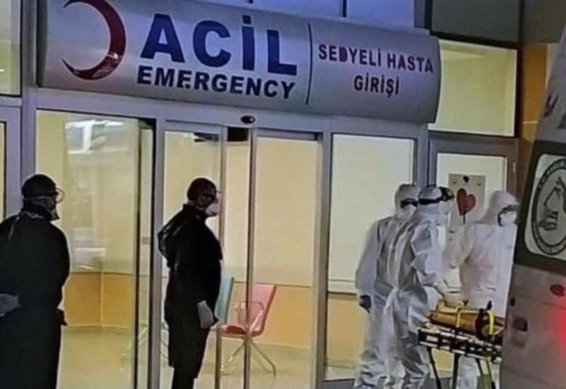 В Турции от коронавируса скончались еще 76 человек