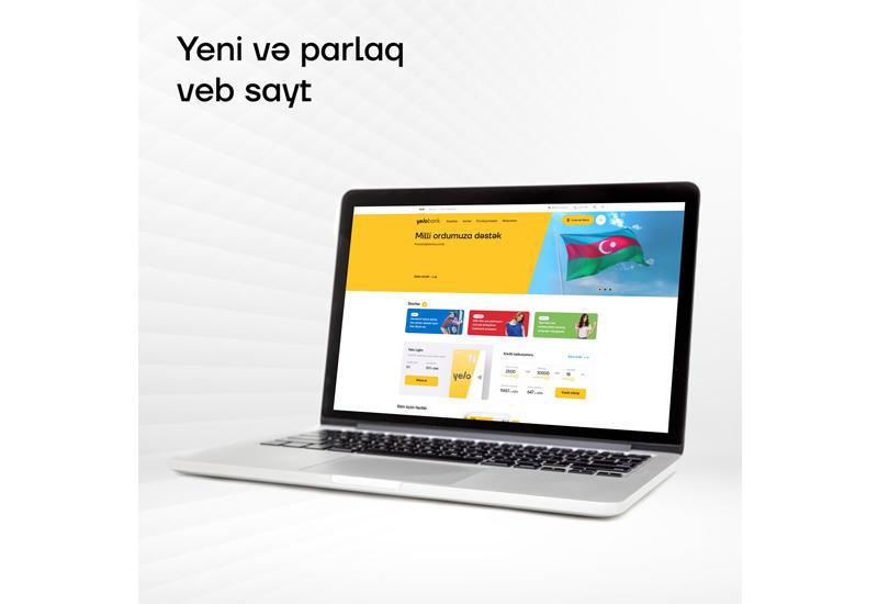 Yelo Bank представляет новый веб-сайт