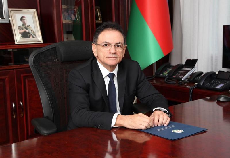Мадат Гулиев встретился с заместителем премьер-министра ОАЭ в Абу-Даби