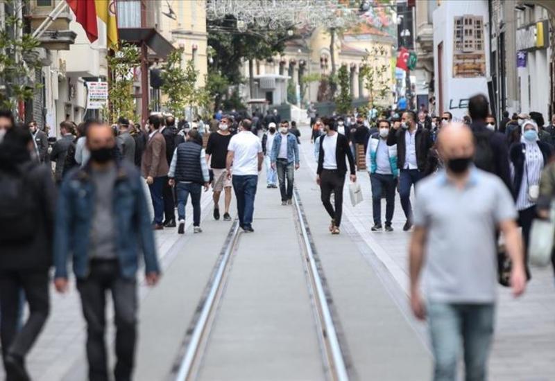В Турции начали вакцинацию лиц от 40 лет
