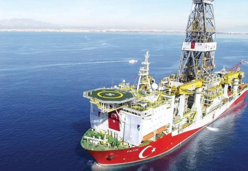 Турция приступила к бурению разведочной скважины в Черном море