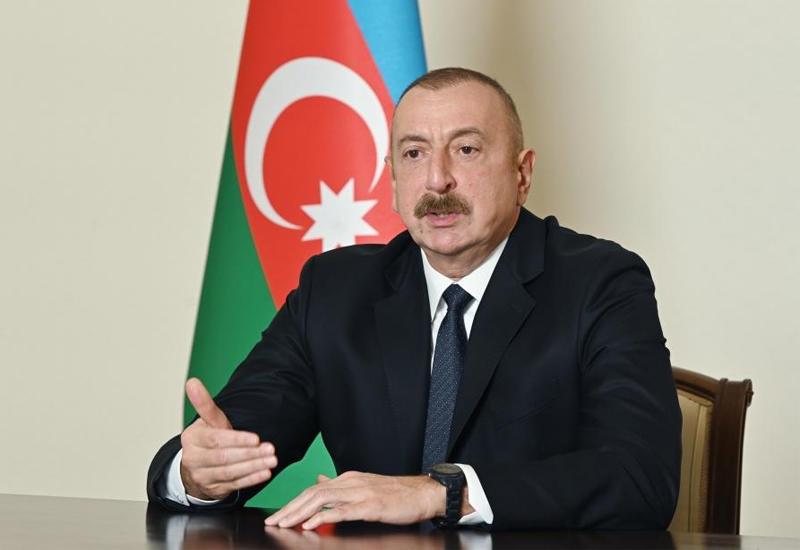 Президент Ильхам Алиев о переговорах с Арменией: Возможно, война окончилась бы месяц назад