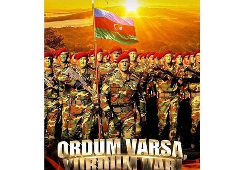 Трогательное письмо азербайджанскому солдату от директора Театра пантомимы