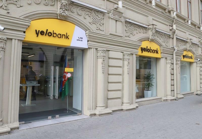 Yelo Bank представил новый филиал Сахиль в совершенно новом концепте