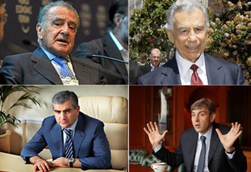 Армян выдворяют из российского истеблишмента