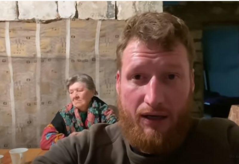 Семена Пегова-Габрелянова спрятали в подвале в Ханкенди - среди женщин