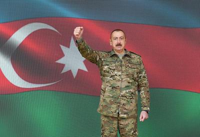 Президент Ильхам Алиев: Каждая страна имеет право на самооборону. Такое право нам предоставляет Устав ООН