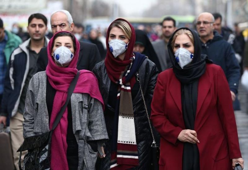 Иран обновил суточный антирекорд по жертвам коронавируса