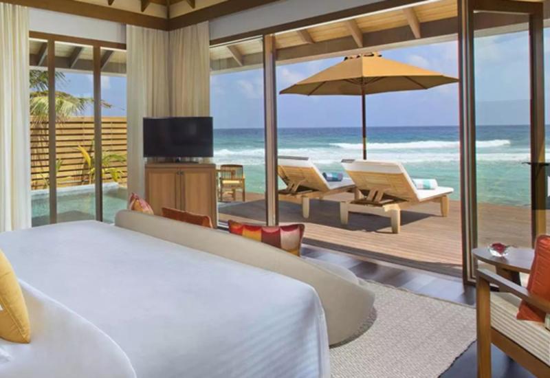 Отель на Мальдивах предложил неограниченное проживание на весь год