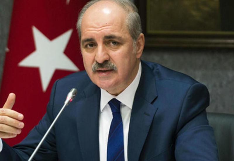 Зампредседателя правящей партии Турции едет в Баку