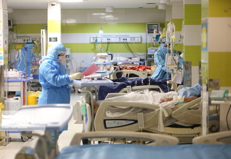 За минувшие сутки в Иране коронавирусом заразились 10 463 человека