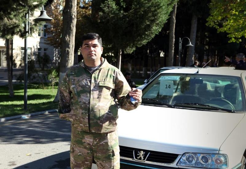 Инвалиды Карабахской войны будут обеспечены автомобилями