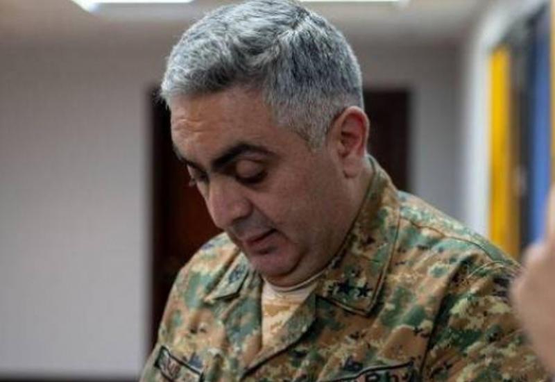 Арцрун Ованнисян сбежал из Минобороны Армении