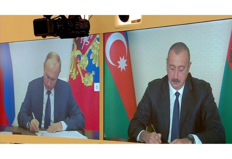 В Карабахе разместят миротворцев, Азербайджан получит коридор в Нахчыван