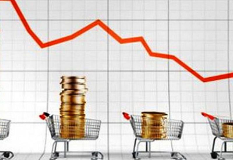 Названы последние данные по инфляции Азербайджана