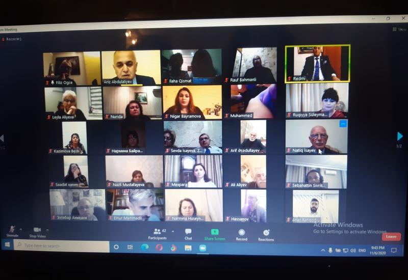 Плагиат азербайджанской музыки со стороны армян обсудили на Международной конференции