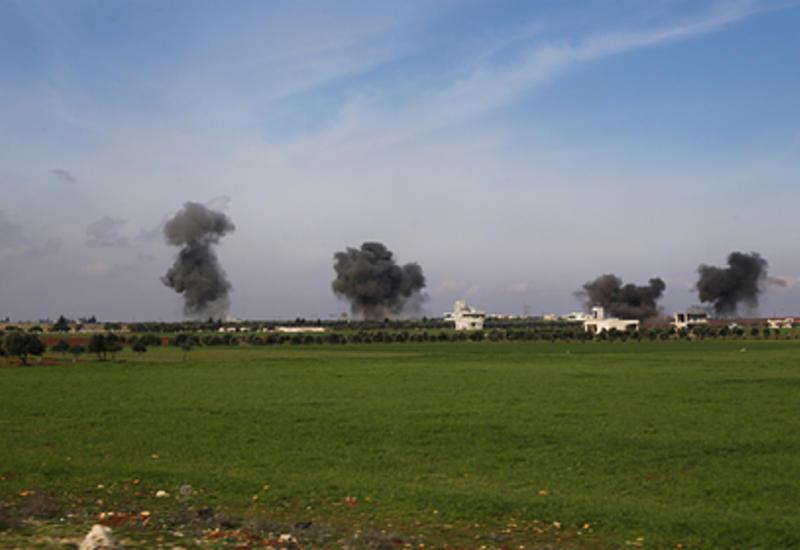 В Сирии атаковали российско-турецкий военный патруль