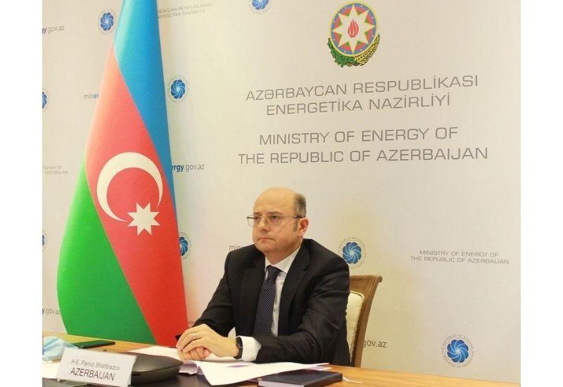 Азербайджан увеличит добычу газа до 50 млрд. кубометров